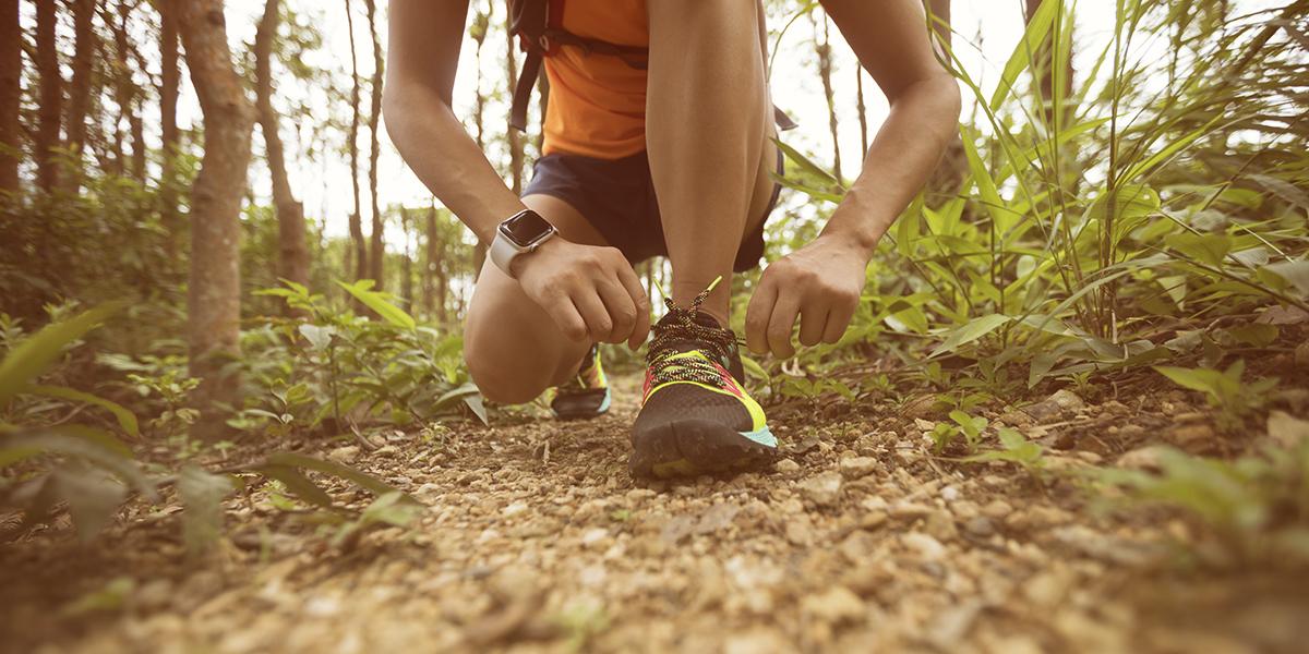 Marathon laces