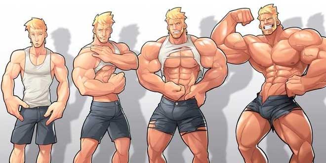 Growth hormone illustration