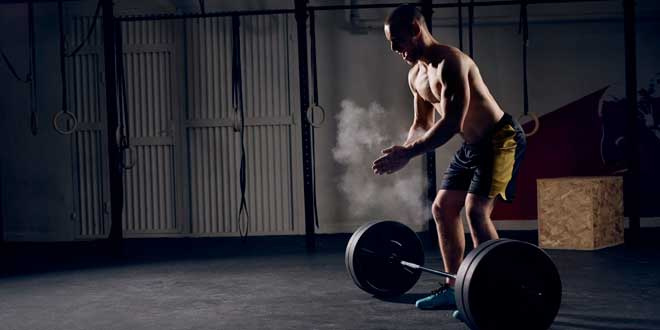 Supplements for weightlifters