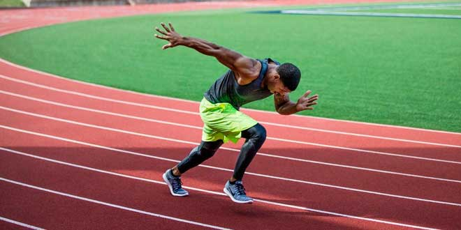 Pre-workouts to run faster
