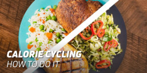 Calorie cycling