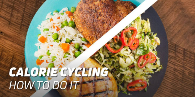 Calorie Cycling: What it is, How to do it, Training Routine