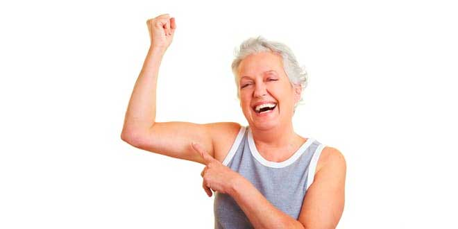 Women and exercise during menopause