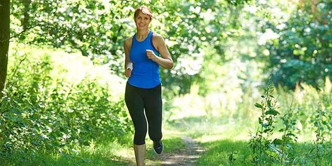 Women and running