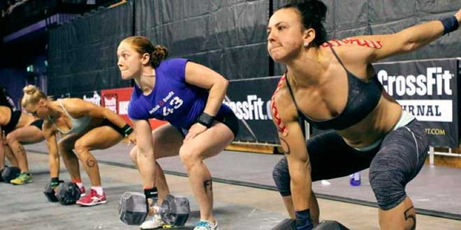 Improved performance in weightlifting