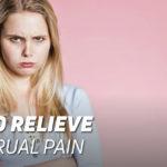 Relieve menstrual pain