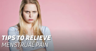 Relieve menstrual pain