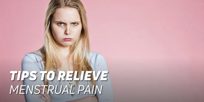 Tips for Relieving Period Pain