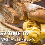 The best time to take carbohydrates