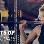 Benefits of doing squats