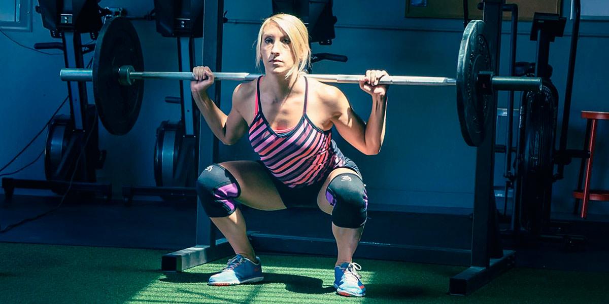 Squat strength