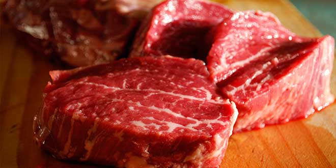 Creatine meat