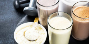 How to take protein shakes
