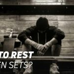 When to rest between sets