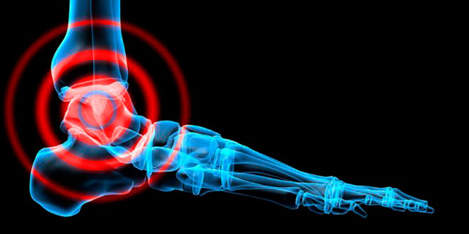 Exercises to strengthen the ankles