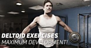 The best deltoid exercises