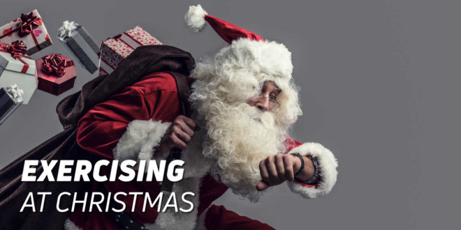 5 Tips and Routines to do exercise during Christmas