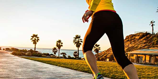Exercising on holidays