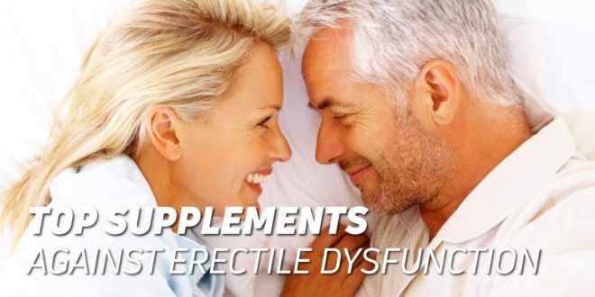 Top Supplements for Erectile Dysfunction