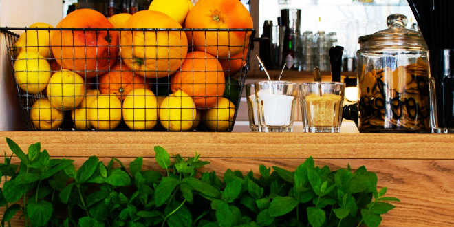 Citrus fruit and iron absorption