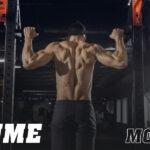 Training volume month 3