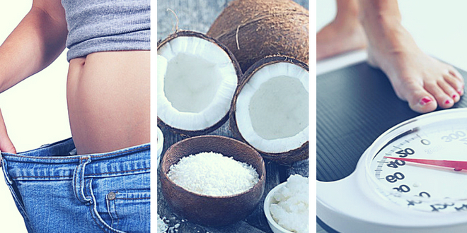 Coconut Oil and weight loss
