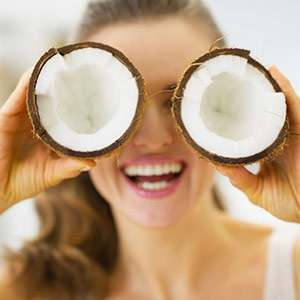 Coconut Oil is good for health
