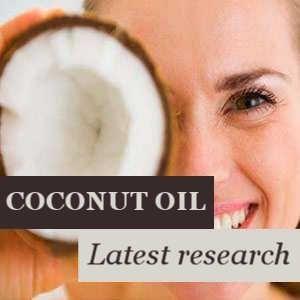 Coconut Oil Latest Research