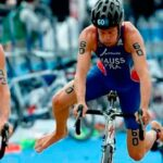 Triathlon transitions