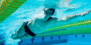 Triathlon improving your swimming