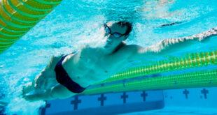 Triathlon improving your swimming