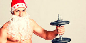 Stay fit during Christmas