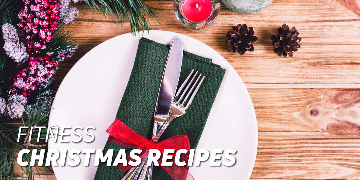 Fitness Christmas Recipes HSN
