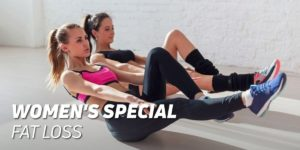 Women´s special fat loss