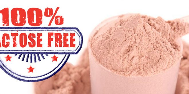 Lactose-free Protein