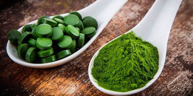 Spirulina and its benefits for fitness diets
