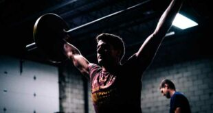 Crossfit mental strenght