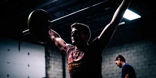 CrossFit, Mental Strength