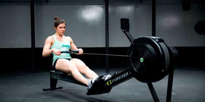 Rowing machine: Benefits