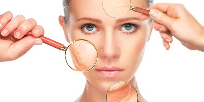 Skin problems and aging
