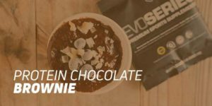Protein Chocolate Brownie