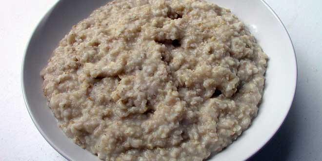 Hyperprotein Oat Porridge
