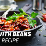 Meat with Beans