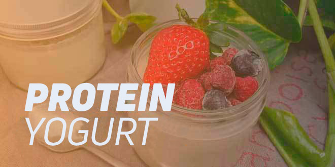 Vegan Protein Yogurt