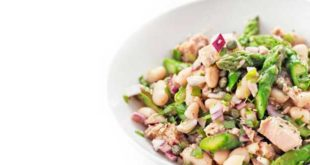 Tuna, Asparagus and Bean Salad