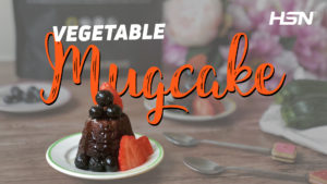 vegetable-mugcake