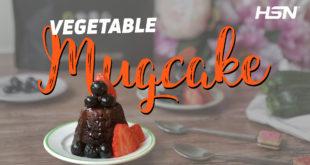 vegetable-mugcake