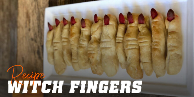 Protein Witch Fingers