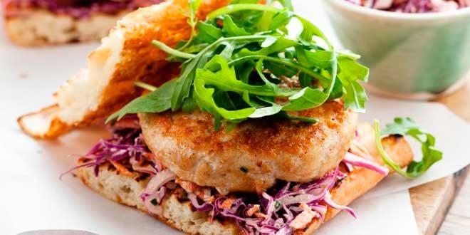 Chicken Hamburger Recipe