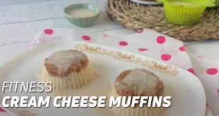 Fitness Cream Cheese Muffins